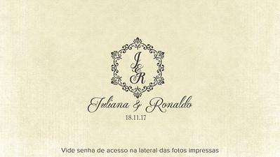 Juliana & Ronaldo 18-11-17