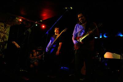 Paul Menel Band Danfest Leicester Nov 2011