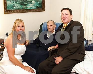 Sarah, Kevin & Grandpa