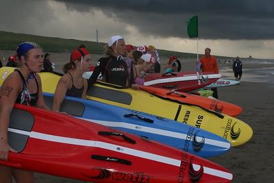 Rescue Boards dames 2011