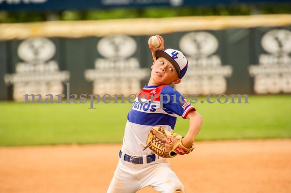Baseball Legends vs Hawks 7-11-2015