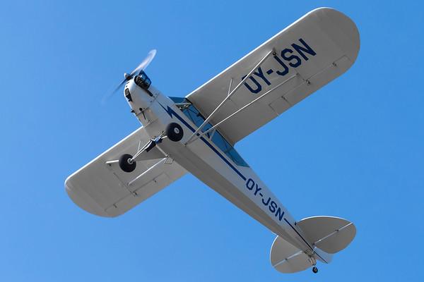 OY-JSN - Piper J3 C-65 Cub