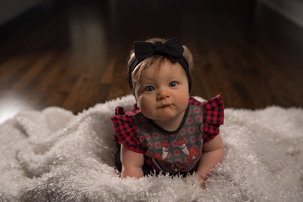 Chandler Rhea's one year shoot