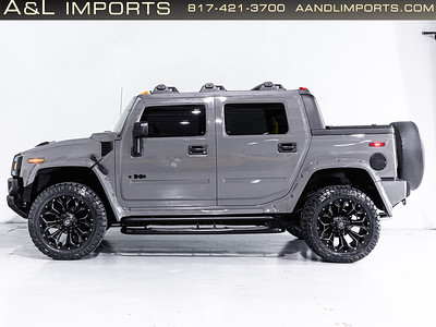 Gray Hummer H2 - 5GRGN22848H101827