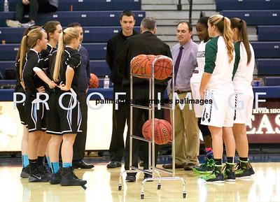 CNHS Girls Basketball v TRE