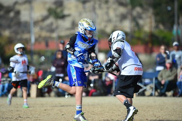 Rogue Lacrosse U13 vs Team BC U13, 1-2-16