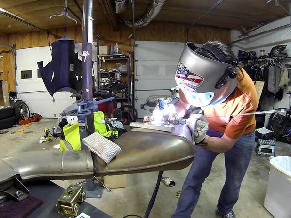 March 2020 welding