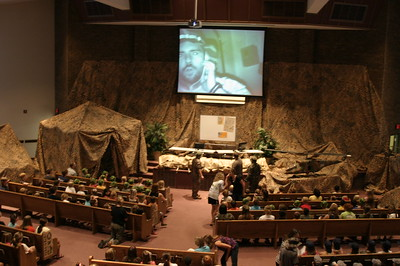 2011 VBS Day 3