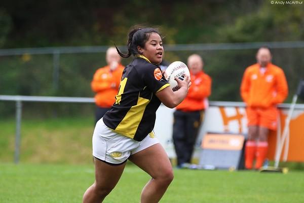 23 September Women's Pride (30) v Auckland (31)