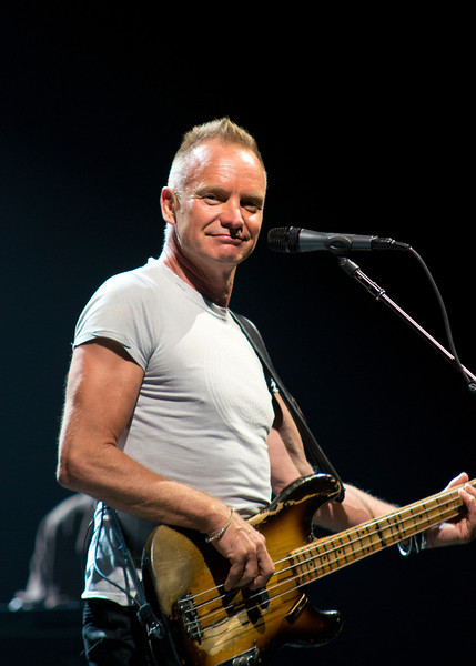 Sting June 5, 2012