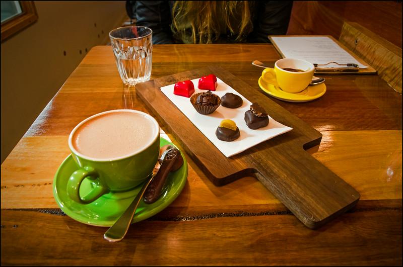 mmm...love those mugs!