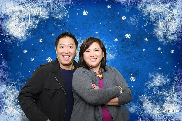 Xmas Photo Booth Originals