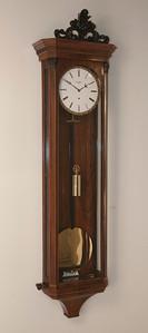 VR-625 Late Biedermeier Timepiece by Florian Pfefferl in Wien