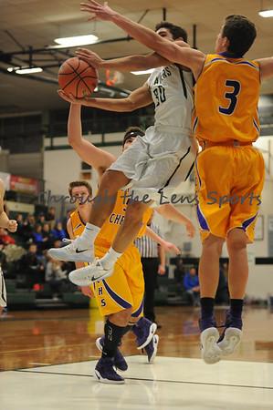 Salem Academy vs. Cascade Christian Boys HS Basketball