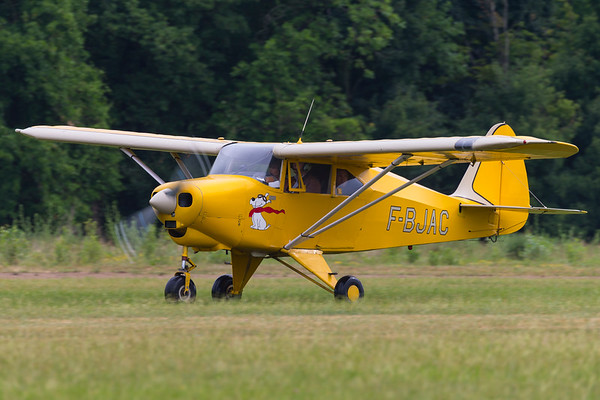 F-BJAC - Piper PA-22-150