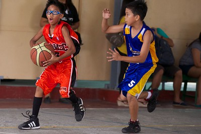 SY 2012-2013 Grade School Basketball SFAMSC vs Majis