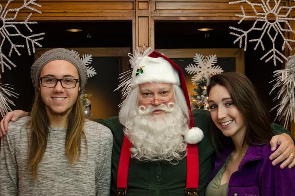 The Grove Arcade, December 6, 2015