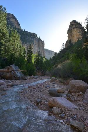 Cedar Breaks - Ashdown Gorge