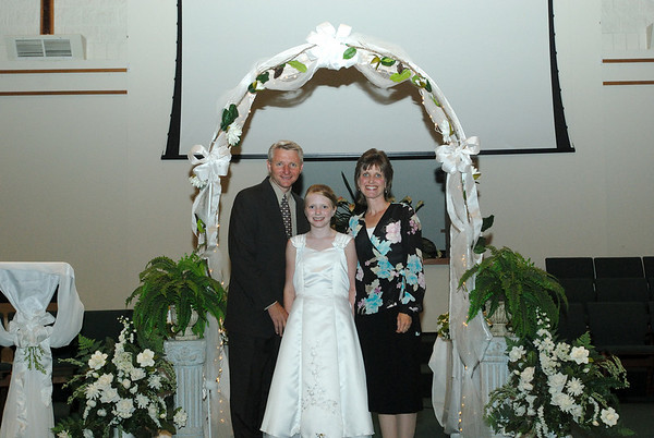 8/19/07 Missionettes Honor Corwnings at the Auburn Hills Christian Center