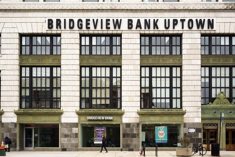 Bridgeview Bank Uptown