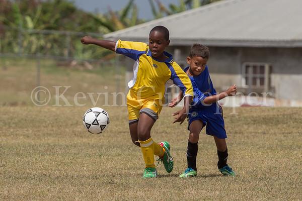 Bico Primary Schools Football 2017