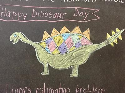 Dino Day in 2S