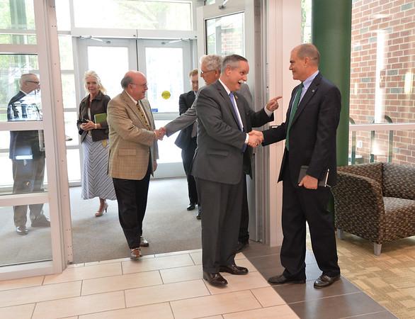Rep. McKinley visit to Weisburg Building-May 2015-Rick Haye
