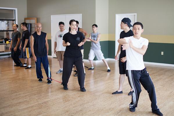 2013 Wing Chun Summer Seminar