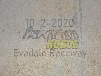 10-2-2020 Evadale Raceway 'Redemption Goes Rogue'