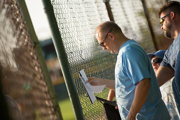 Jayden's baseball game
