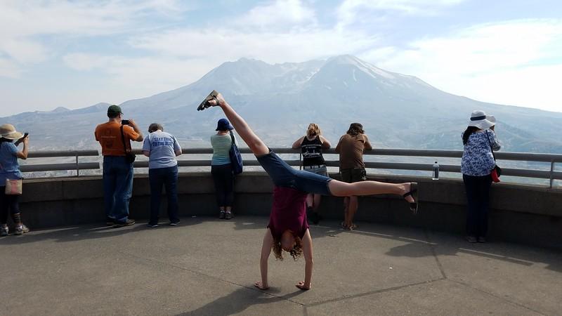 Stacee Calderon - Mt. St. Helens - USA