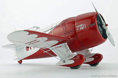 Williams bros GeeBee racer