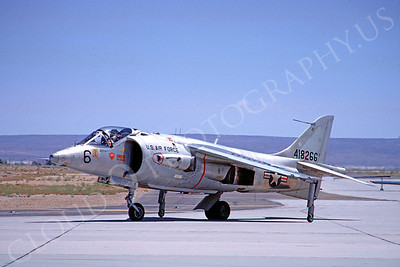 USAF Hawker Siddeley P1127 FGA1 Kestrel Military Airplane Pictures