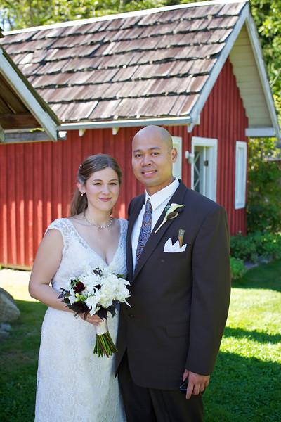Kristen and Philip's wedding