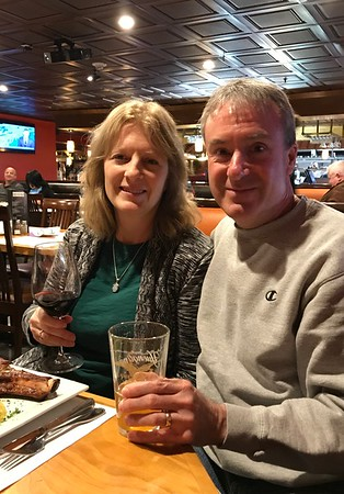 2018_03_18 Anniversary at a Fogueira steakhouse