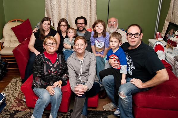 Scheerer Family xmas 2014