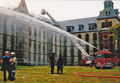 Worcester, MA 7/22/1991 - Worcester State Hospital