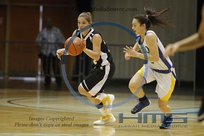 Hilo Girls Basketball - Mili 2-15-15