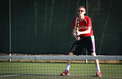 Medford Boys Tennis Spring 2015