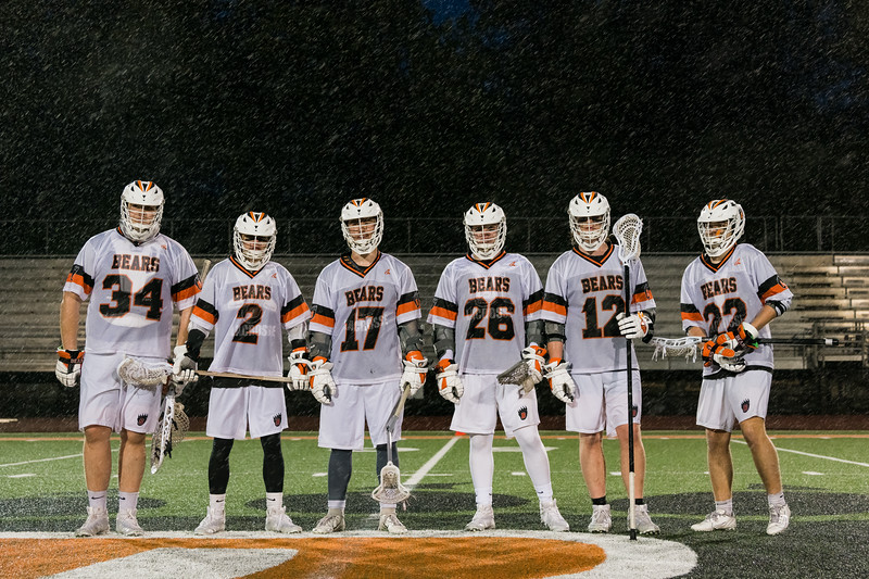 WBL Boys Lacrosse -V- Forest Lake Senior Night 2019