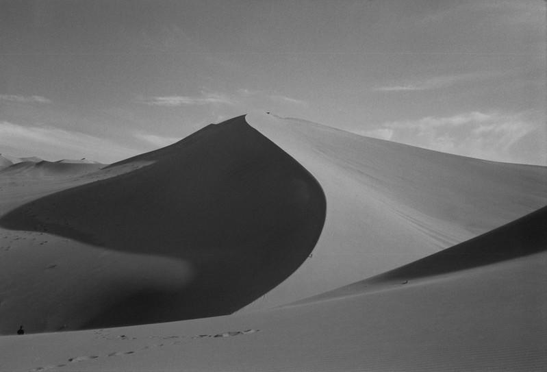 Turfan sand dune 7376 Kb (bw) (2).jpg