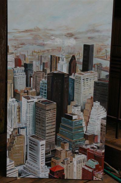 New York View_