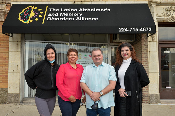 Latino Alzheimer's And Memory Disorders Alliance 10192020