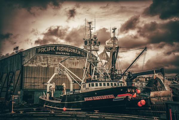 Pacific Fishermen Shipyard