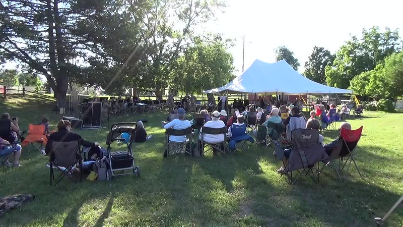 2018 Video - 126th Army Band Concert at the Zoo - Show Time by Heidi 004.MP4