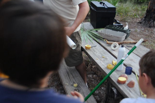 2009 December 12 Scout Camping JD Park 185.avi