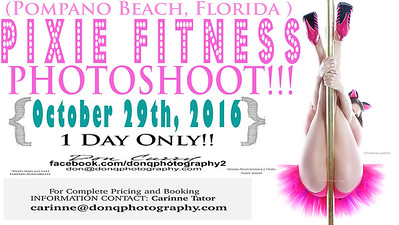 Pixie Fitness (Pompano Beach, Florida) 103016