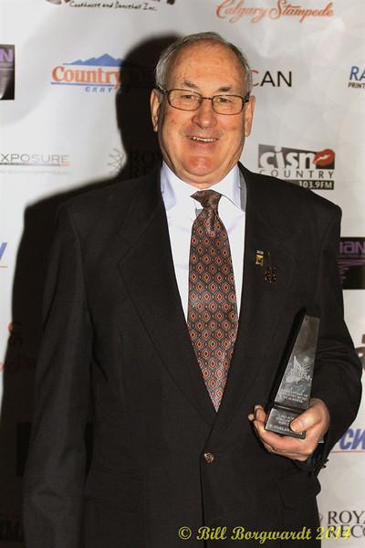 R Harlan Smith - Hall of Fame Inductee - 2014 ACMAs