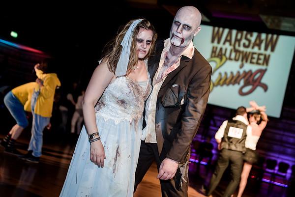 Warsaw Halloween Swing 2015