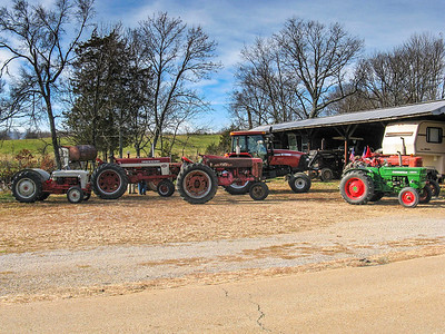 2012 11 24 Bollinger County Antique Tractor Club Drive